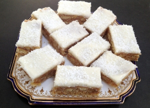 lemon coconut slice 2