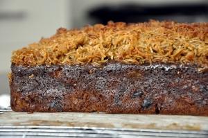 LUMBERJACK CAKE done