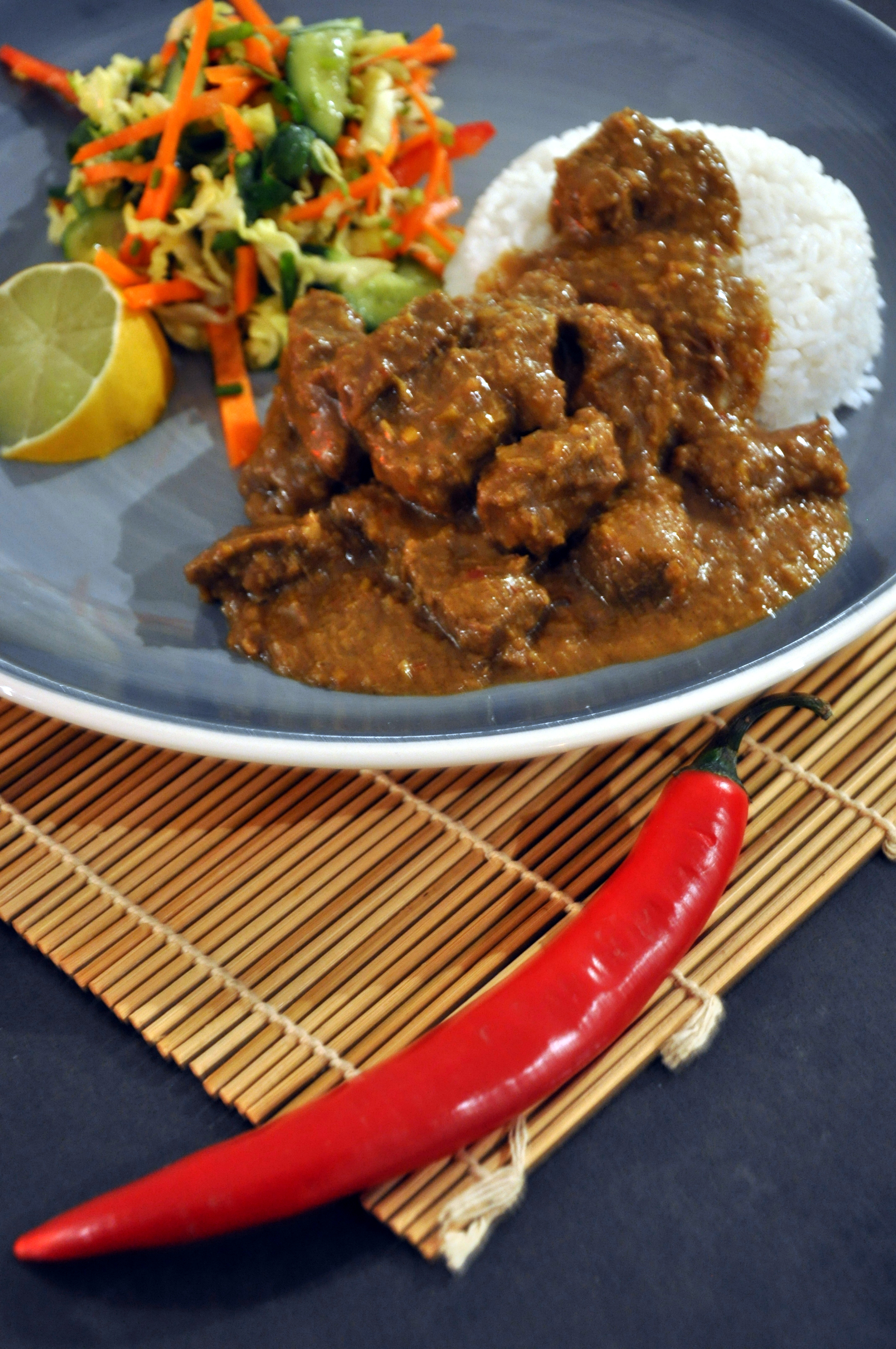 BEEF RENDANG | Please Pass the Recipe