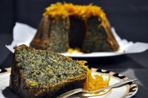 OPseed cake ingreds served