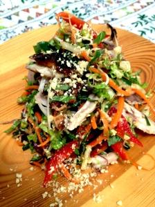 Viet chicken coleslaw 1