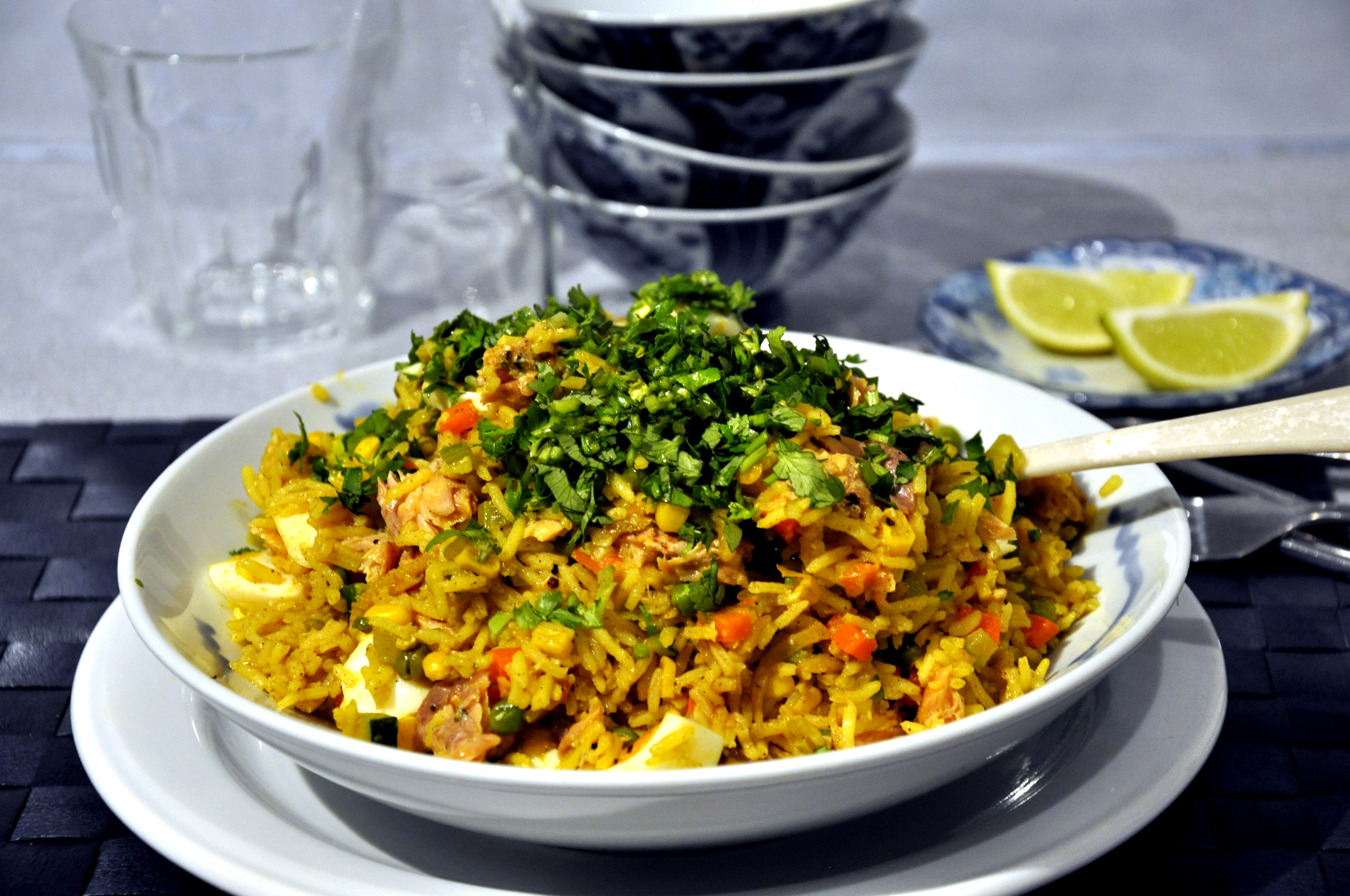 KEDGEREE | Please Pass the Recipe