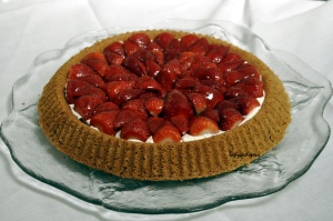 Strawberry Almond Shortcake.close 2