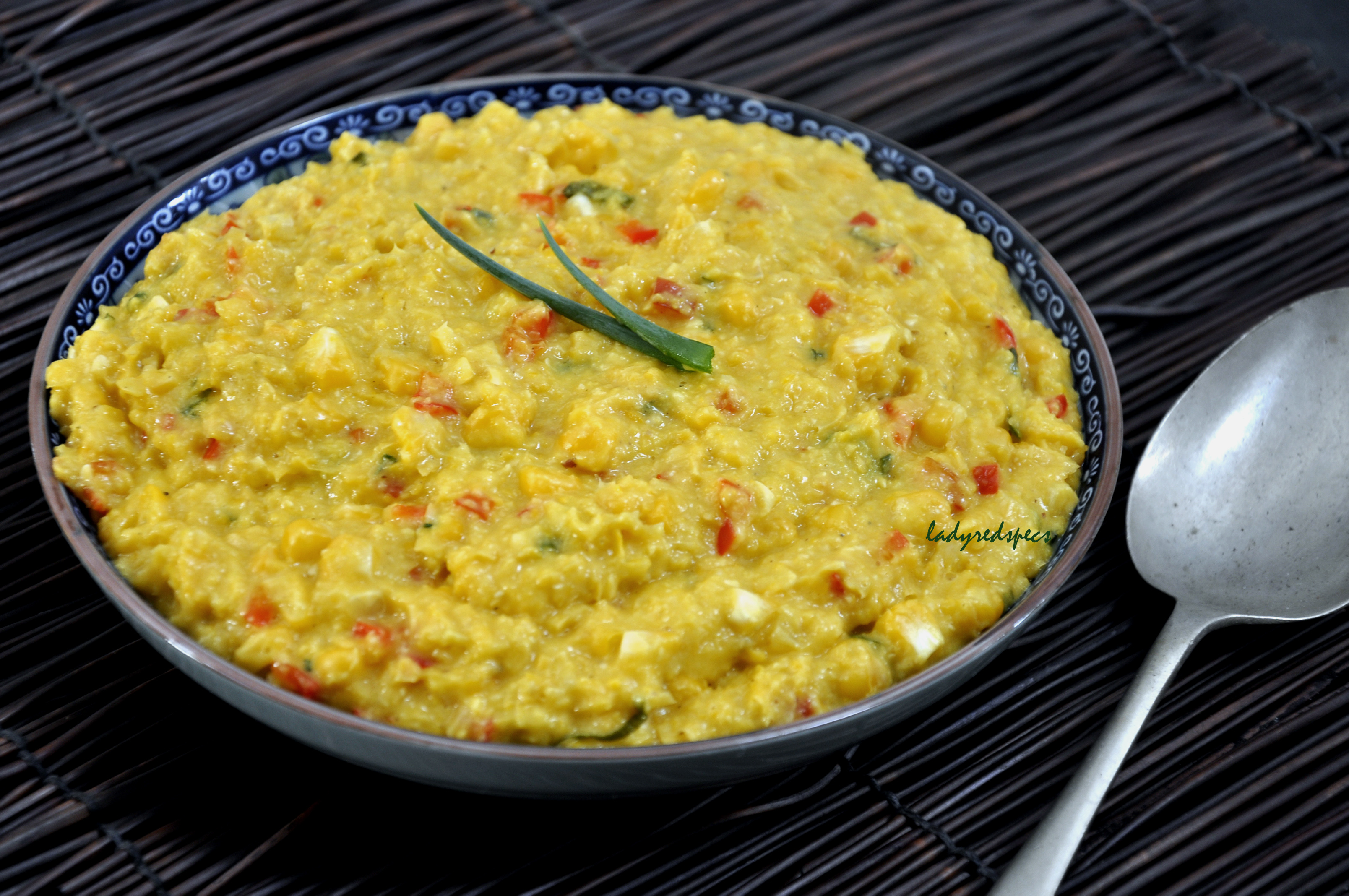 Creamed Sweet Corn | Please Pass the Recipe
