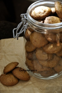 Ginger Nuts jar