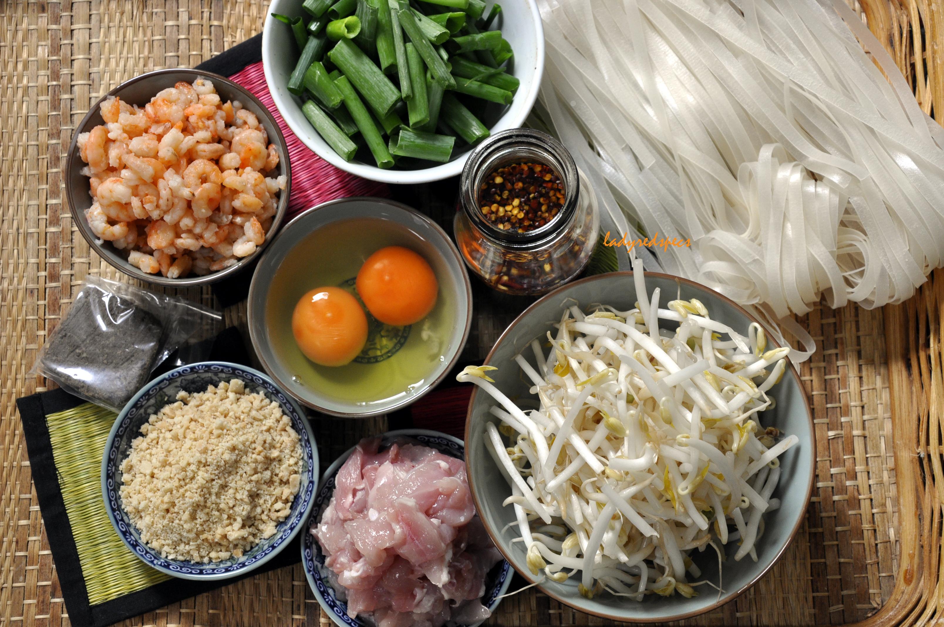 Pad Thai Please Pass The Recipe