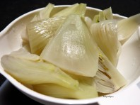 cooked fennel