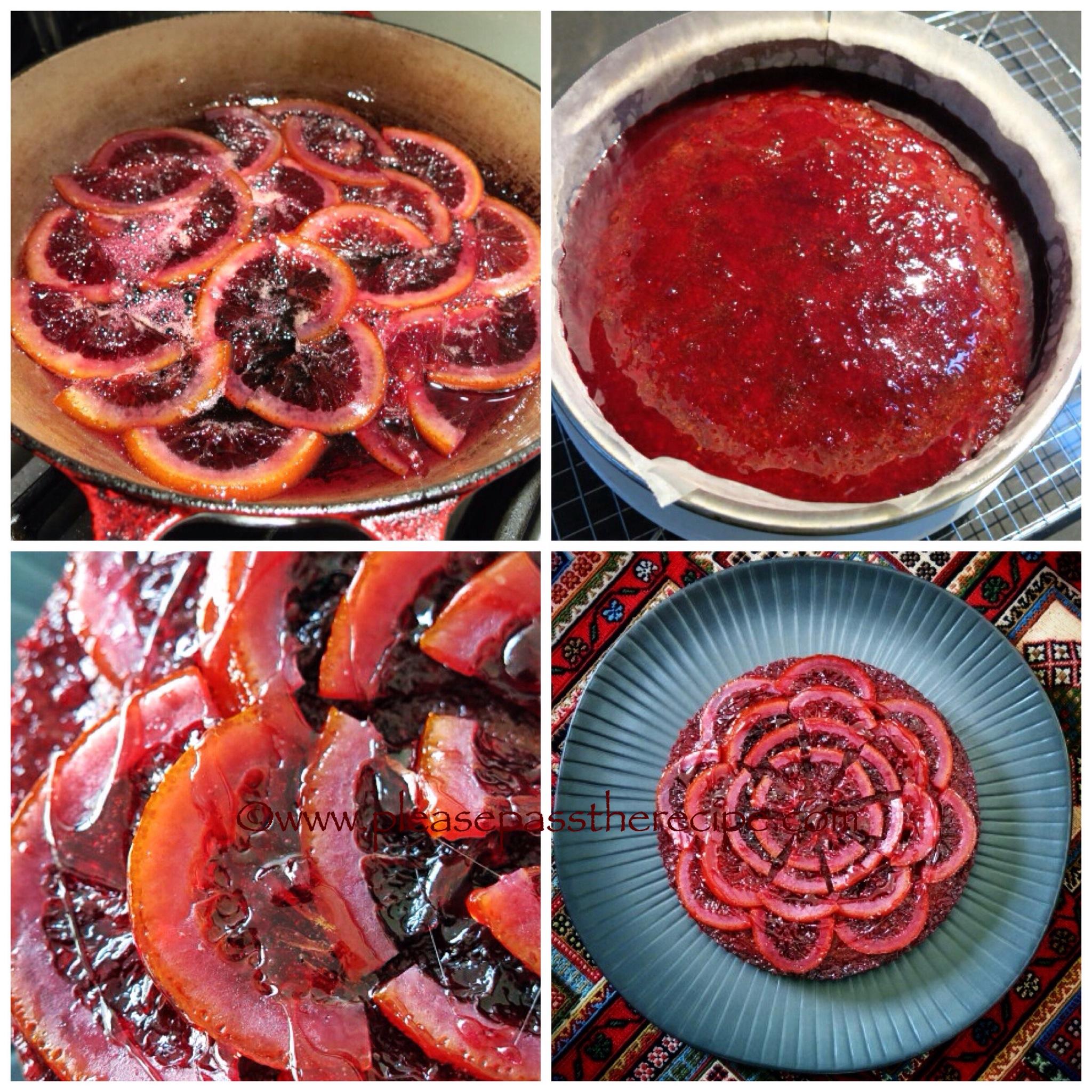 Blood Orange Cake Recipe Thomasina Miers