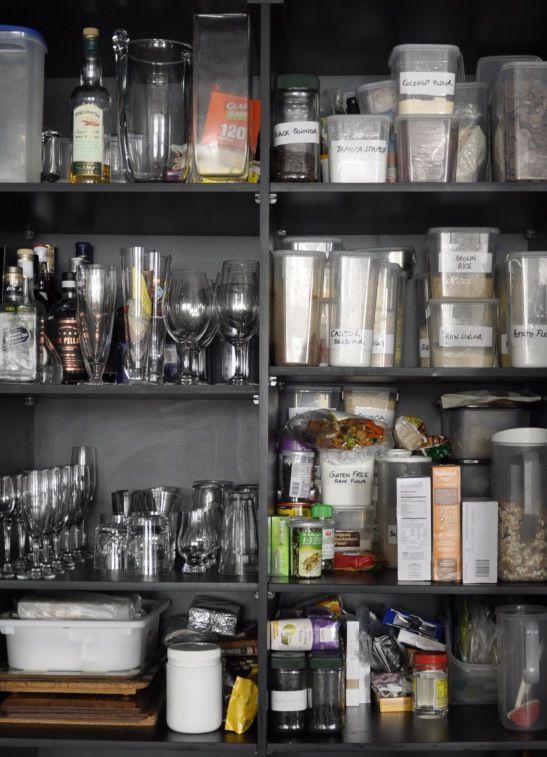 Black Kitchen Cupboard Designs