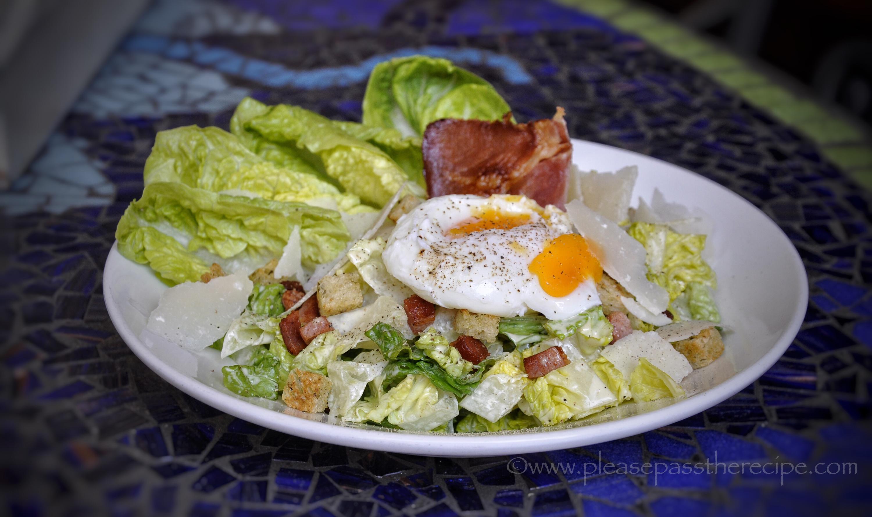 caesar salad please pass the recipe. Black Bedroom Furniture Sets. Home Design Ideas
