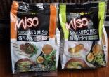 red miso, white miso