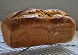 sourdough spelt loaf