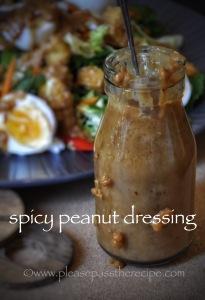 Peanut chilli sauce