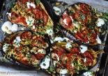 Sicilian Baked Eggplants