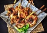 Peppery Turmeric and Lemongrass Chicken