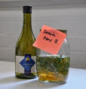 tarragon-vinegar