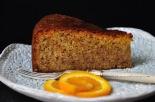 Orange Cardamom Cake with Grand Marnier Syrup