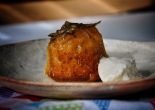 Upside Down Lime Marmalade Pudding
