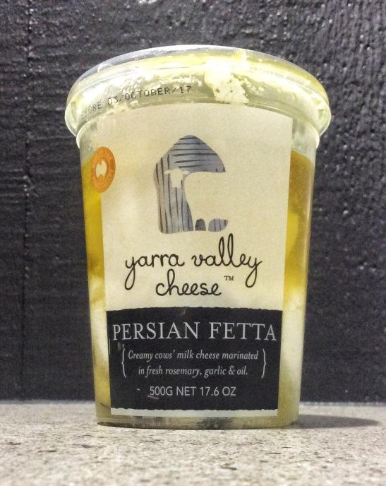 Yarra Valley Mainated Fetta