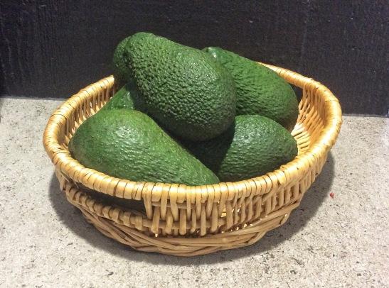 Ripening avocados