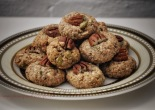 Seeded Cardamom Macaroons