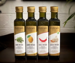 Cobram infused oils