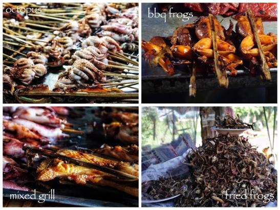 Khmer delicacies