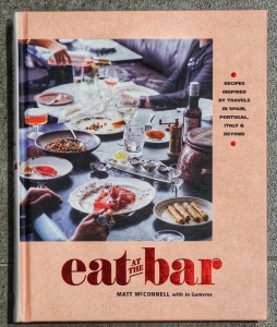 "Book ""Eat at the Bar"""