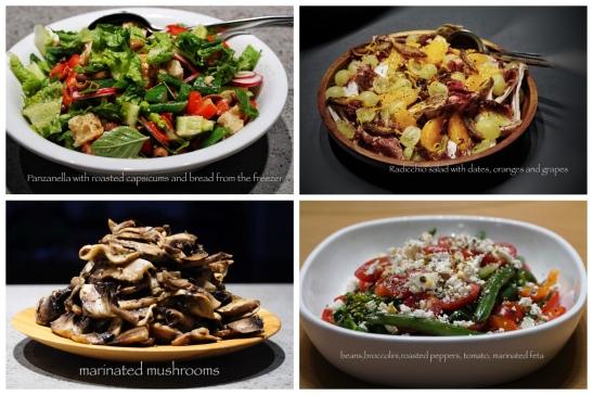 summertime salads