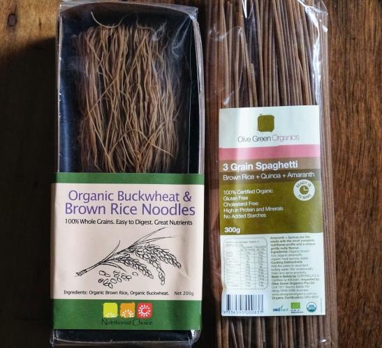 wheat free noodles