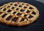 Italian fruit tart